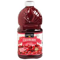 Langers Cranberry Juice from Blain's Farm and Fleet