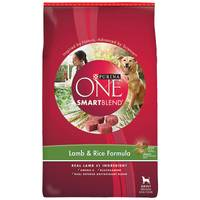 Purina One Smartblend Lamb and Rice Adult Dog Food from Blain's Farm and Fleet