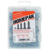 Hillman Phillips Pan Head Sheet Metal Screw Assortment from Blain's Farm and Fleet