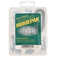 Hillman Picture Hanging Kit Assortment from Blain's Farm and Fleet