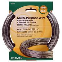 Hillman Galvanized Wire from Blain's Farm and Fleet