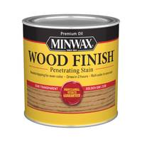 Minwax 1/2 Pint Oil Based Golden Oak Wood Finish from Blain's Farm and Fleet