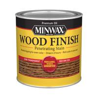 Minwax 1/2 Pint Oil Based Red Oak Wood Finish from Blain's Farm and Fleet