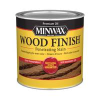 Minwax 1/2 Pint Oil Based Red Mahogany Wood Finish from Blain's Farm and Fleet