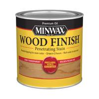 Minwax 1/2 Pint Oil Based Golden Pecan Wood Finish from Blain's Farm and Fleet