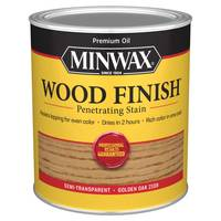 Minwax 1 Qt Oiled Based Golden Oak Wood Finish from Blain's Farm and Fleet