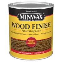 Minwax 1 Qt Oiled Based Provincial Wood Finish from Blain's Farm and Fleet