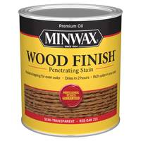 Minwax 1 Qt Oiled Based Red Oak Wood Finish from Blain's Farm and Fleet