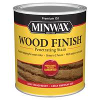 Minwax 1 Qt Oiled Based Early American Wood Finish from Blain's Farm and Fleet