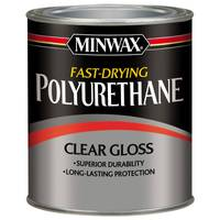 Minwax 1 Qt Fast Drying Polyurethane from Blain's Farm and Fleet