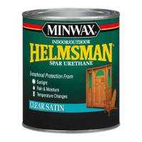 Minwax Indoor / Outdoor Helmsman Spar Urethane from Blain's Farm and Fleet