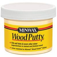 Minwax Wood Putty from Blain's Farm and Fleet