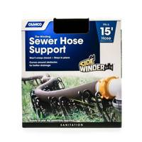 Camco Manufacturing Sidewinder RV Sewer Hose Support from Blain's Farm and Fleet