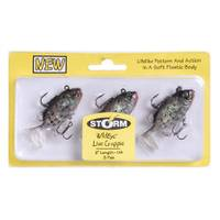 Storm Wildeye Live Crappie from Blain's Farm and Fleet