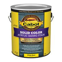 Cabot 1 Gallon Solid Color Acrylic Siding Stain from Blain's Farm and Fleet