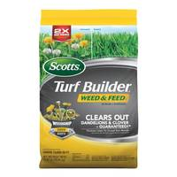 Scotts 15,000 sq. ft Turf Builder Weed & Feed from Blain's Farm and Fleet