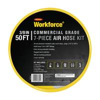 Legacy Workforce Seven Piece Air Hose Kit from Blain's Farm and Fleet