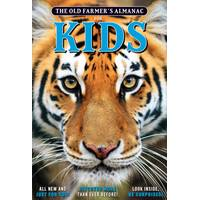 Yankee Publishing Inc. The Old Farmer's Almanac for Kids Volume 6 from Blain's Farm and Fleet