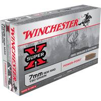 Winchester Super - X 7mm Magnum Power - Point Centerfire Rifle Ammo from Blain's Farm and Fleet