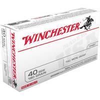 Winchester USA 40 S&W Handgun Ammo from Blain's Farm and Fleet
