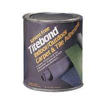 Titebond Solvent Free Indoor / Outdoor Carpet and Tile Adhesive from Blain's Farm and Fleet