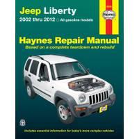 Haynes Jeep Liberty, '02-'12 Manual from Blain's Farm and Fleet