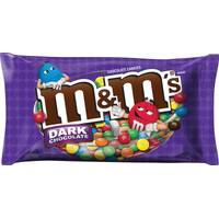 M&M's Dark Chocolate Candies from Blain's Farm and Fleet