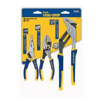 Irwin Vise - Grip 3 Piece ProPliers Set from Blain's Farm and Fleet