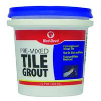 Red Devil Pre-Mixed Tile Grout Paste from Blain's Farm and Fleet