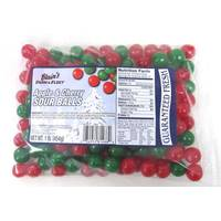 Blain's Farm & Fleet Apple & Cherry Sour Balls from Blain's Farm and Fleet