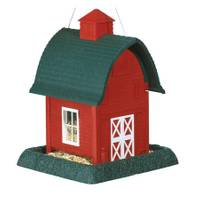 North States Industries, Inc. Red Barn Bird Feeder from Blain's Farm and Fleet