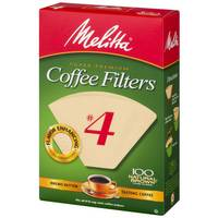 Melitta Natural Brown Coffee Filters from Blain's Farm and Fleet