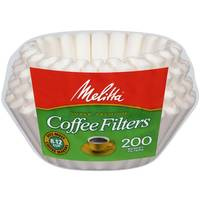 Melitta White Basket Coffee Filters from Blain's Farm and Fleet