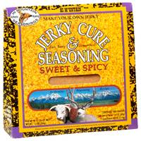 Hi Mountain Seasonings Sweet & Spicy Jerky Cure and Seasoning from Blain's Farm and Fleet