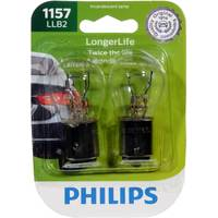 Philips Automotive Lighting 1157 LongerLife Signaling Mini Light Bulbs from Blain's Farm and Fleet