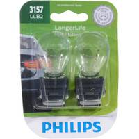 Philips Automotive Lighting 3157 LongerLife Signaling Mini Light Bulbs from Blain's Farm and Fleet