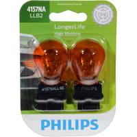 Philips Automotive Lighting 4157NA LongerLife Signaling Mini Light Bulbs from Blain's Farm and Fleet