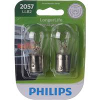 Philips Automotive Lighting 2057 LongerLife Signaling Mini Light Bulbs from Blain's Farm and Fleet