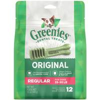 Greenies Regular Dog Dental Chews from Blain's Farm and Fleet