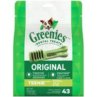 Greenies Teenie Dog Dental Chews from Blain's Farm and Fleet