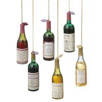 Midwest-CBK Glass Wine Bottle Ornament Assortment from Blain's Farm and Fleet