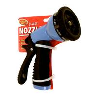 Detailer's Choice Plastic 9 - Way Nozzle from Blain's Farm and Fleet