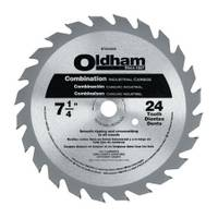 Oldham Industrial Carbide Combination Saw Blade from Blain's Farm and Fleet