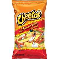 Cheetos Flamin' Hot from Blain's Farm and Fleet