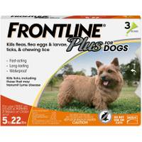 Frontline Plus Flea and Tick Control Medicine for Dogs from Blain's Farm and Fleet