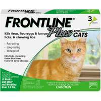 Frontline Plus Flea and Tick Control for Cats from Blain's Farm and Fleet