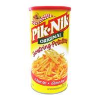 Pik-Nik Shoestring Potatoes from Blain's Farm and Fleet
