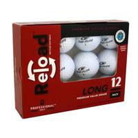 Reload Value Brands Recycled Golf Balls - 12pk from Blain's Farm and Fleet
