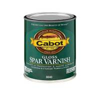 Cabot Gloss Finish Spar Varnish from Blain's Farm and Fleet