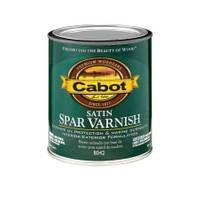 Cabot Satin Finish Spar Varnish from Blain's Farm and Fleet